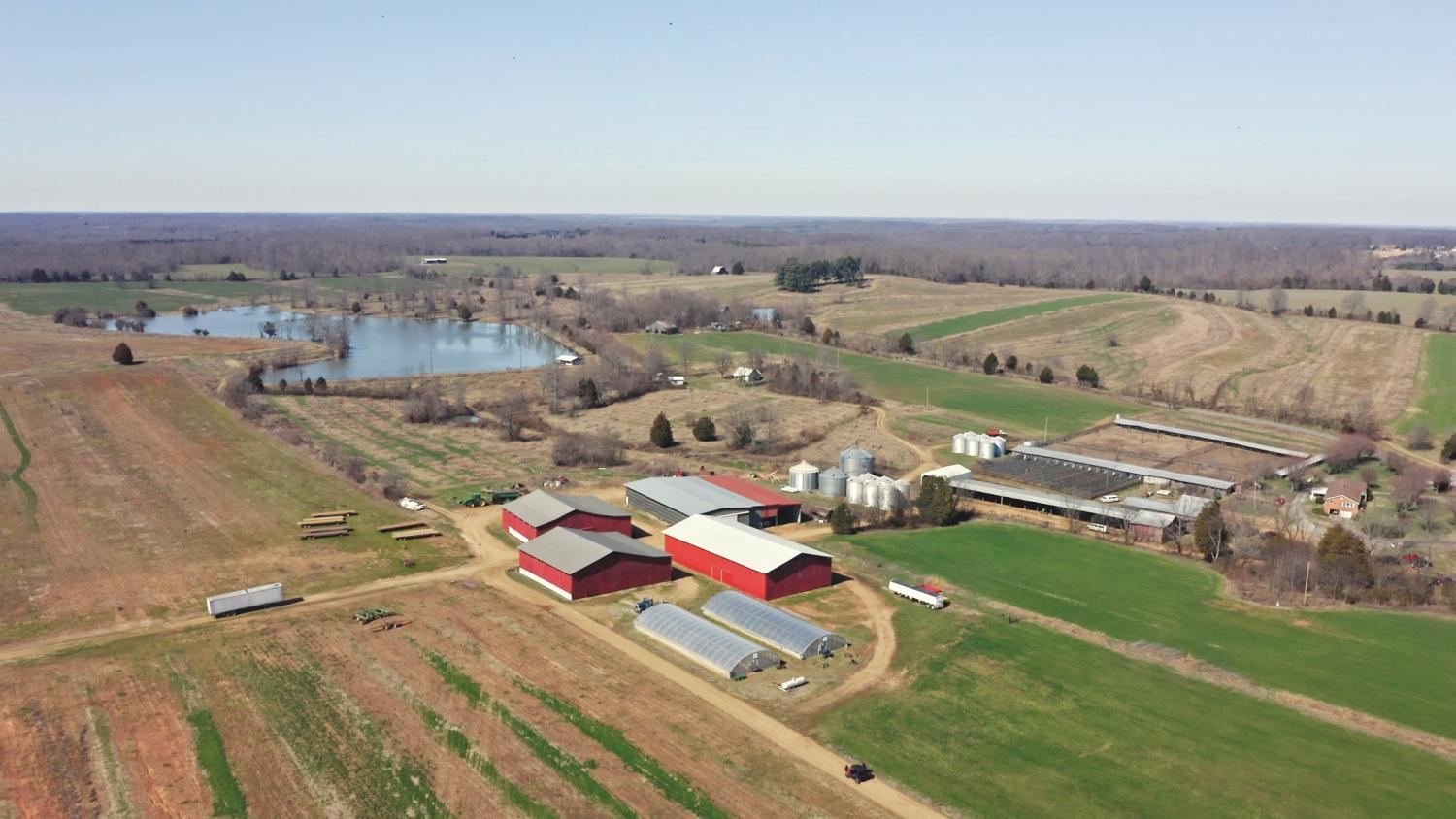 Tennessee Crop And Game Farm For Sale Westmoreland Tn Sumner County Land For Sale Farm Ranch